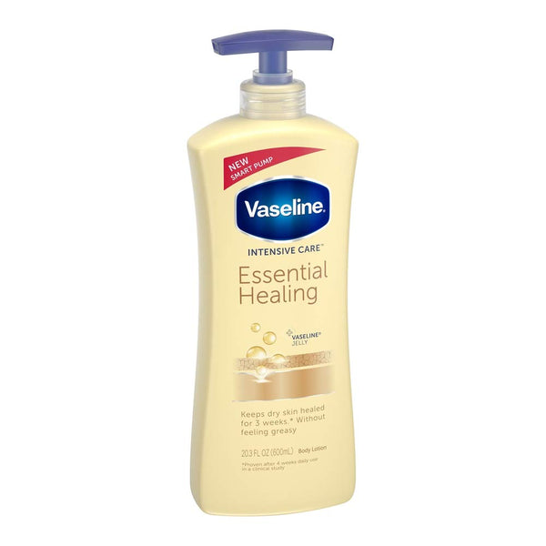 Vaseline Intensive Care Lotion Essential Healing 20.3 oz