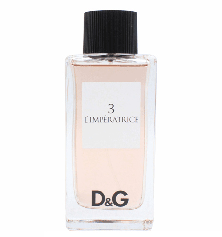 L'imperatrice 3 by Dolce & Gabbana 3.3 oz Eau De Toilette Spray for women
