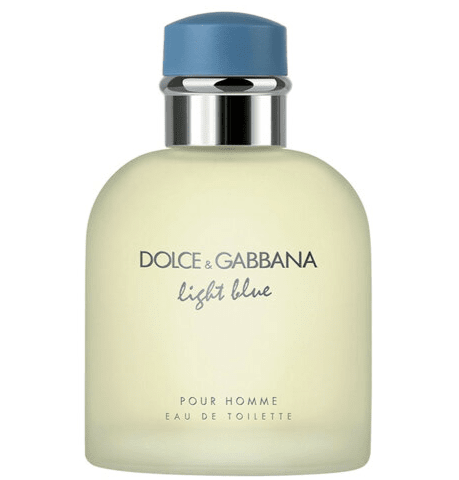 Light Blue by Dolce & Gabbana 6.8 oz Eau De Toilette Spray for men