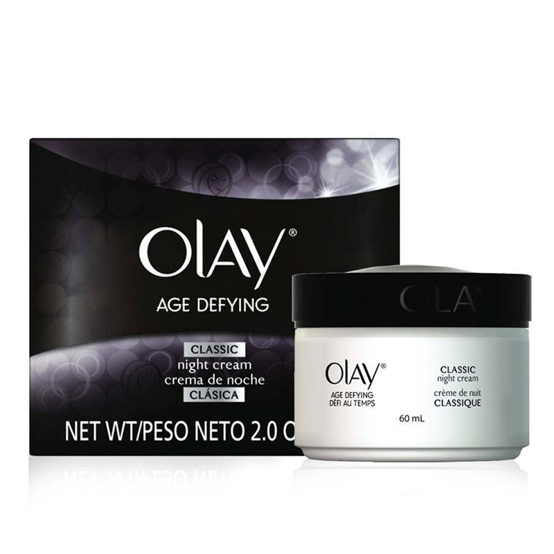 Olay Age Defying Night Cream Classic 2 oz Jar
