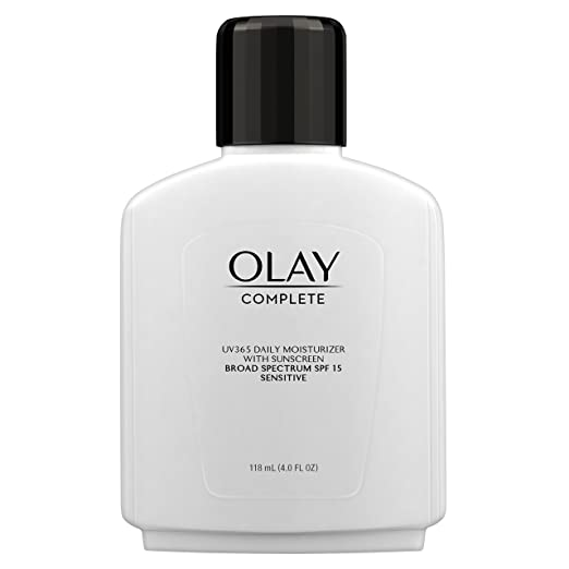 Olay Complete Moisturizer Sensitive Spf#15 2 oz Jar