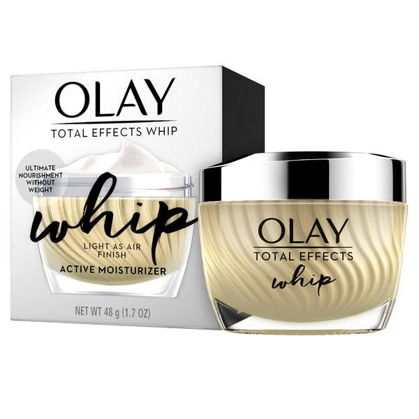 Olay Total Effects Whip Active Moisturizer 1.7 oz