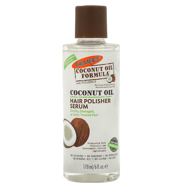 Palmers Coconut Oil Hair Polisher Serum 6o z