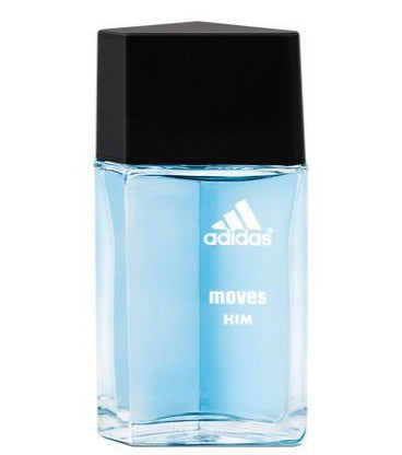 Adidas Moves by Adidas 1.7 oz Eau De Toilette Spray for men