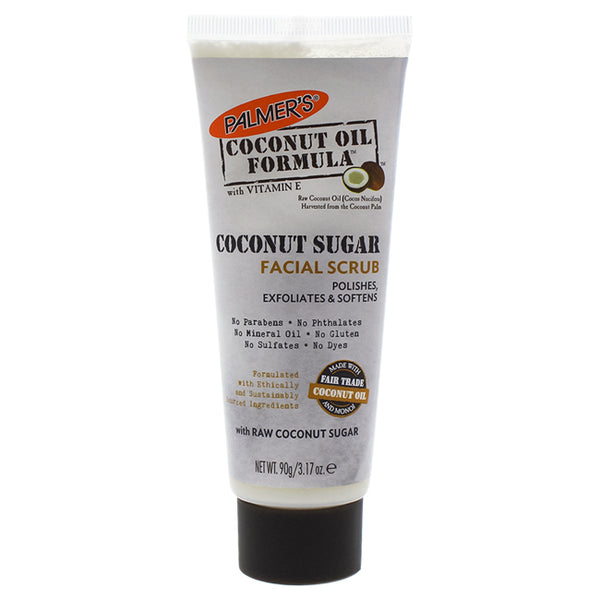 Palmers Coconut Sugar Facial Scrub 3.17 oz