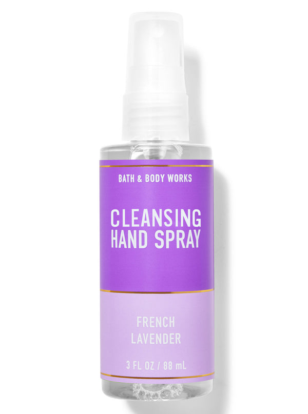 French Lavender Cleansing Hand Spray
