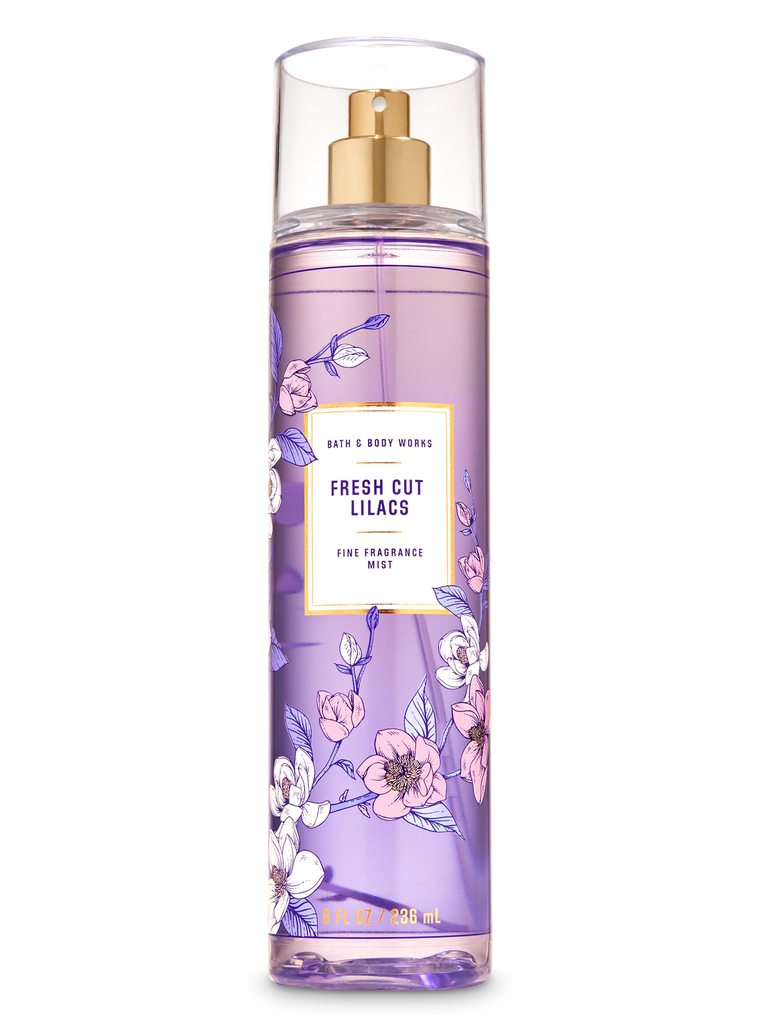 Fresh cut lilacs Body Mist