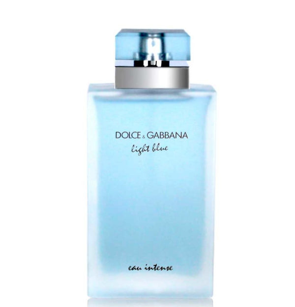 Light Blue Eau Intense by Dolce & Gabbana 3.3 oz Eau De Parfum Spray for women