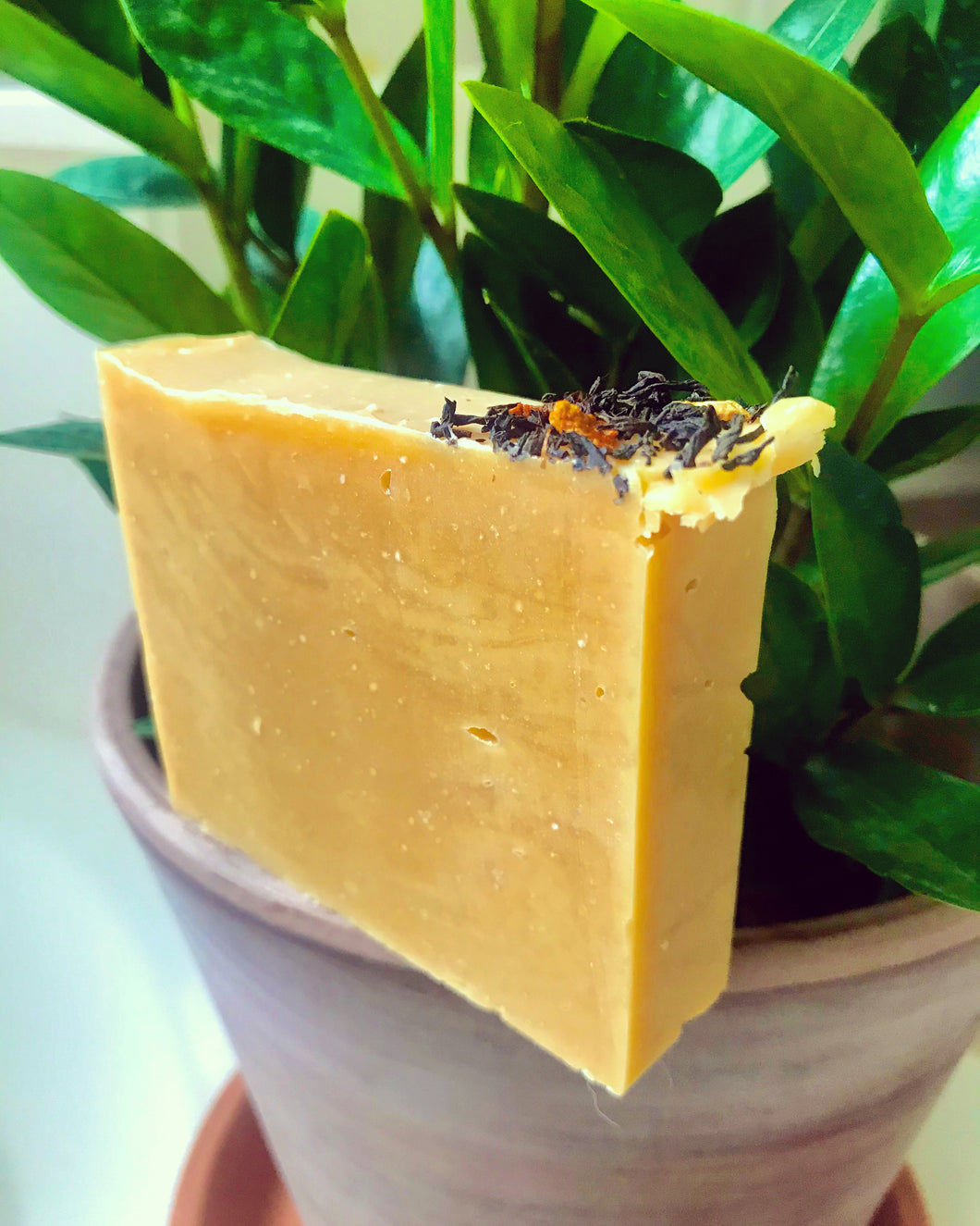 Spiced Chai Soap