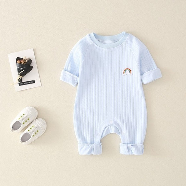 Infant Long Sleeve Jumpsuits
