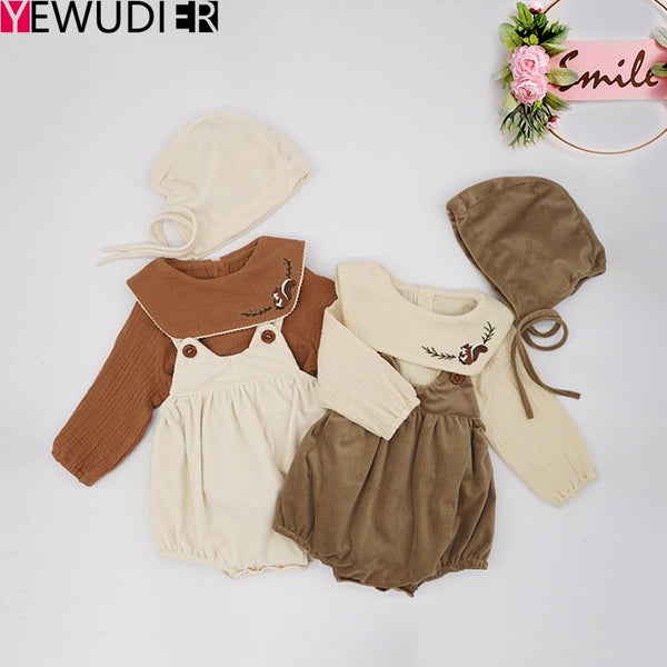 Girls Autumn/Winter Jumpsuits