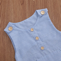Kids Summer Romper