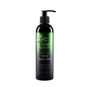 Hemp Excellence Body Lotion Wildflower