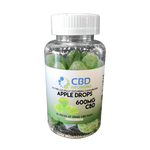 Load image into Gallery viewer, CBD Infusionz Sour Apple Drops