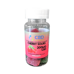Load image into Gallery viewer, CBD Infusionz Cherry Sours THC FREE AM