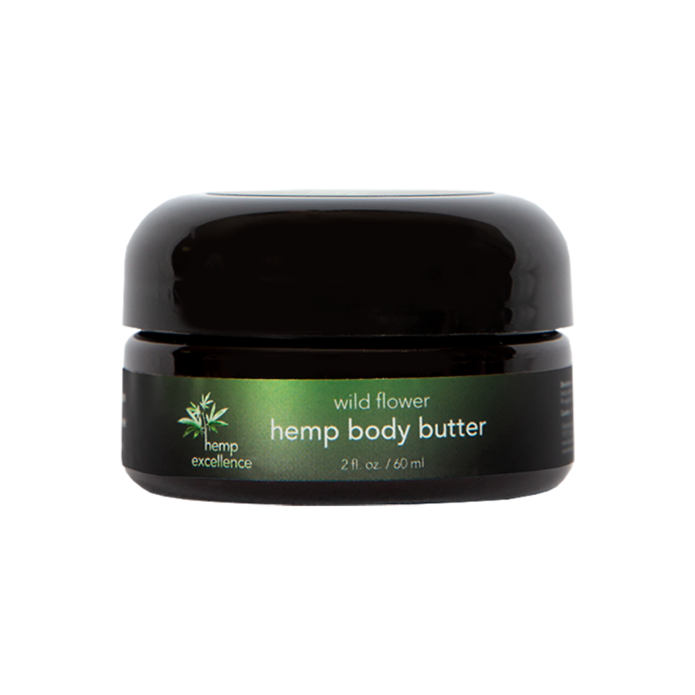Hemp Excellence Hemp Body Butter.