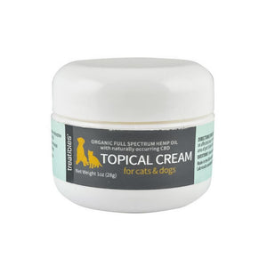 Treatibles Topical Cream for Cats & Dogs