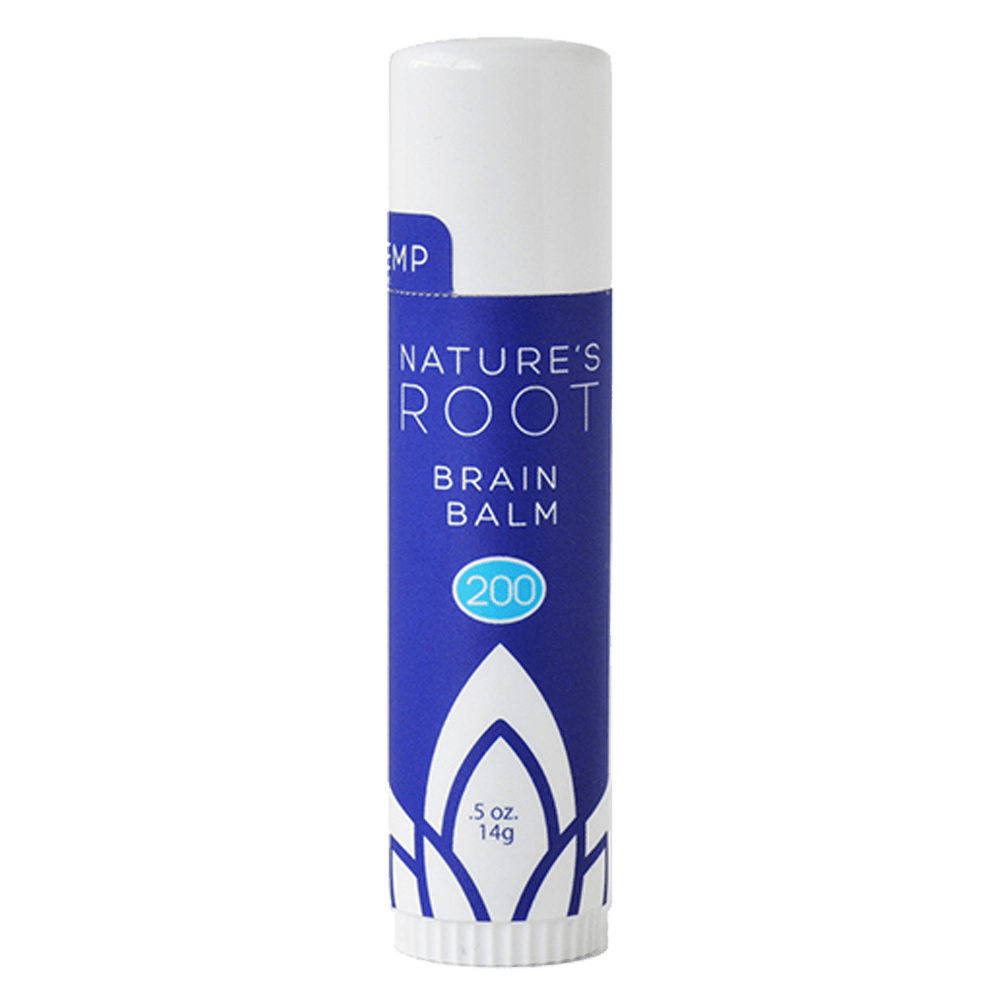 Nature's Root Brain Pain Balm 200mg