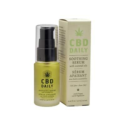 CBD Daily Soothing Serum Original Strength