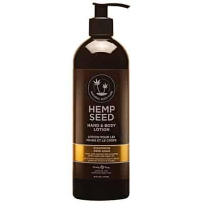 Hemp Seed Hand and Body Lotion