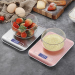 Load image into Gallery viewer, Digital Kitchen Scale, LCD Display