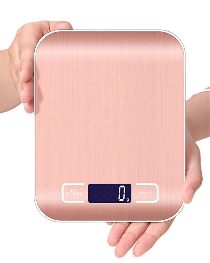 Digital Kitchen Scale, LCD Display