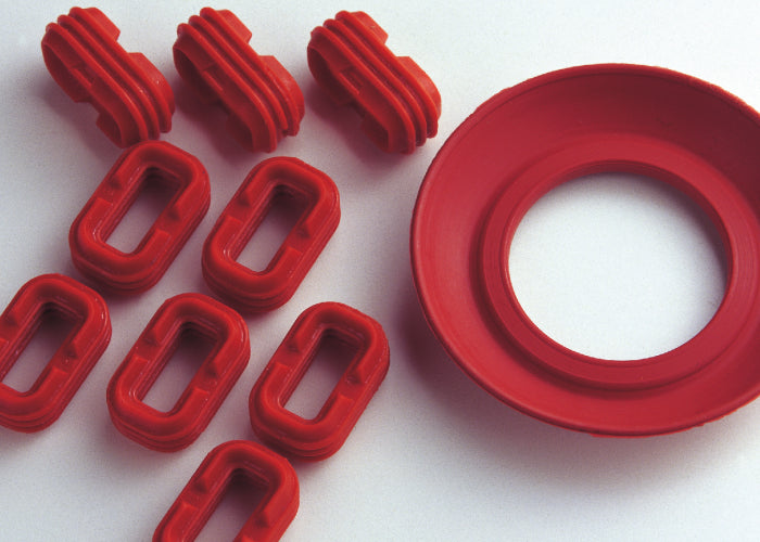 The image of Liquid Silicone Rubbers for LIMS