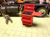 Miniature Mobile Tool Cart