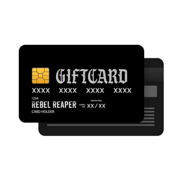 Gift Card - Rebel Reaper Clothing Company