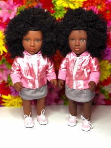 Kendell & Kennedy Twin Dolls