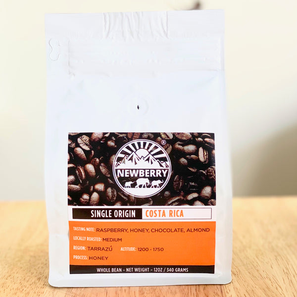 Single Origin | Costa Rica - Tarrazú