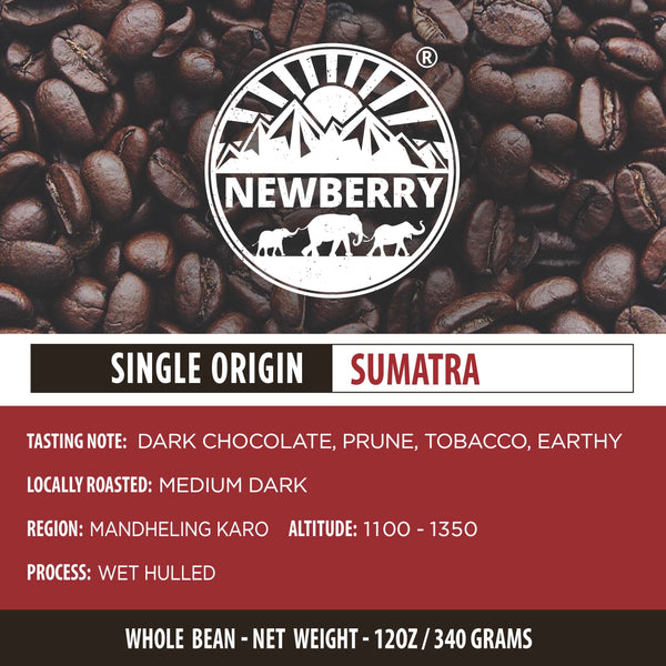 Single Origin | Sumatra - Mandheling