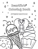 Bearific's® Coloring Book: Sweets Edition