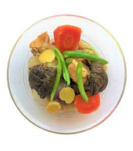 Stewed Chicken And Vegetables