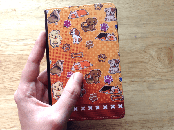Dog Card Wallet