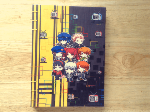 Persona 4 Journal