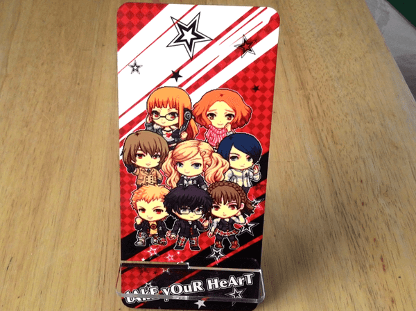 Persona 5 Phone Stand Holder