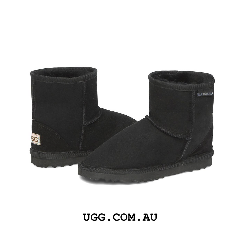 Kid's Ultra Short Ugg Boots