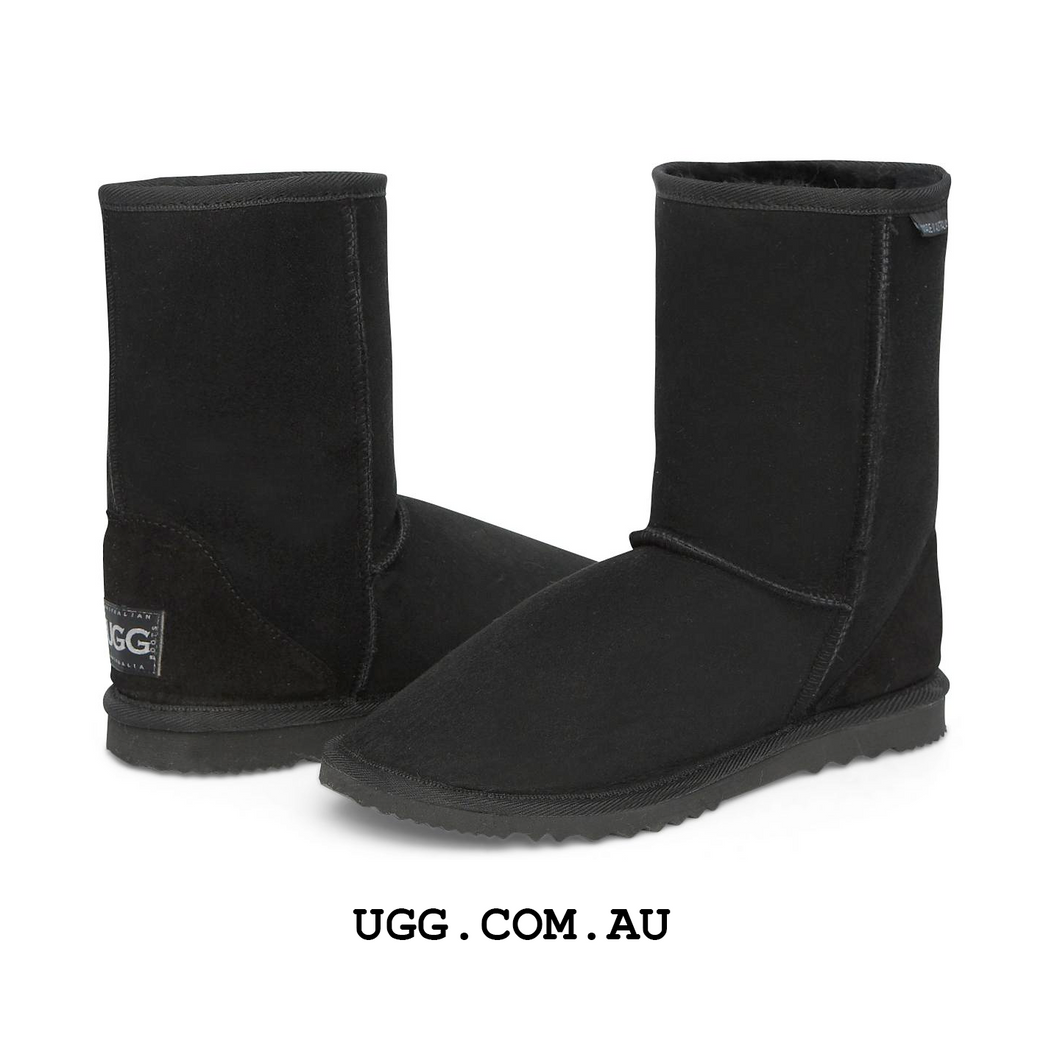 Deluxe Classic Short UGG Boots