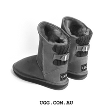 Load image into Gallery viewer, Jersey Ugg Boots