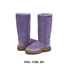 Load image into Gallery viewer, Hiking Tall Lace-up Ugg Boots