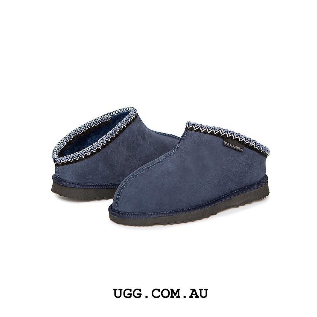 Kalu Tribal Ugg Slippers