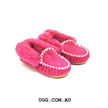 Load image into Gallery viewer, Kids Moccasins
