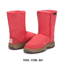 Load image into Gallery viewer, Hiking Short UGG Boots