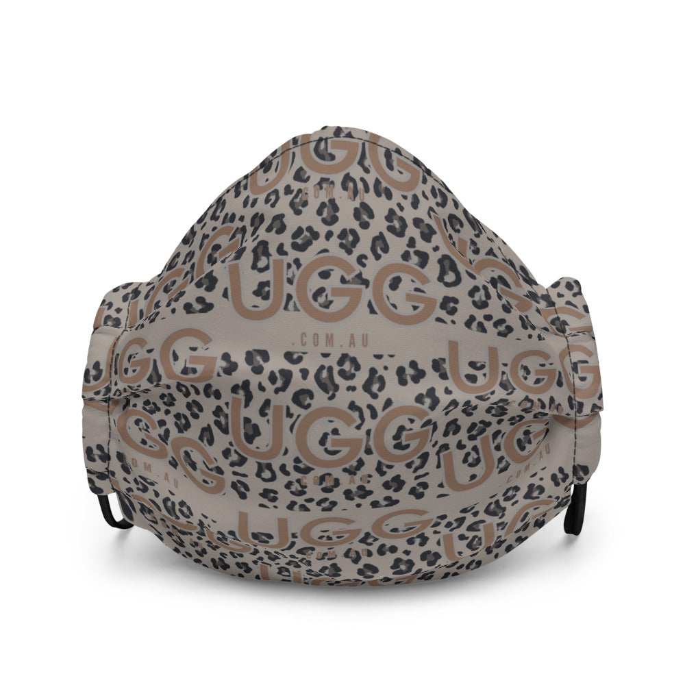 UGG.com.au Leopard Premium Face Mask - Light