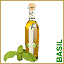 Basil Infused Extra Virgin Olive Oil
