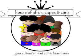 House of Afros Capes and Curls Logo