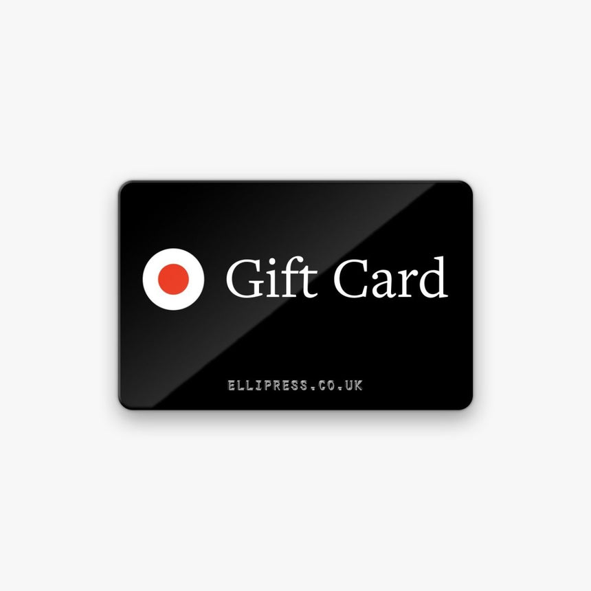 Gift Cards now available | Ellipress