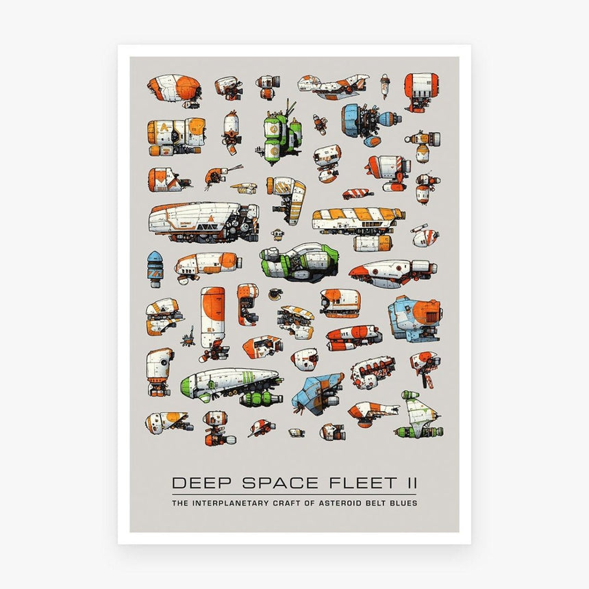 Deep Space Fleet II - Ellipress