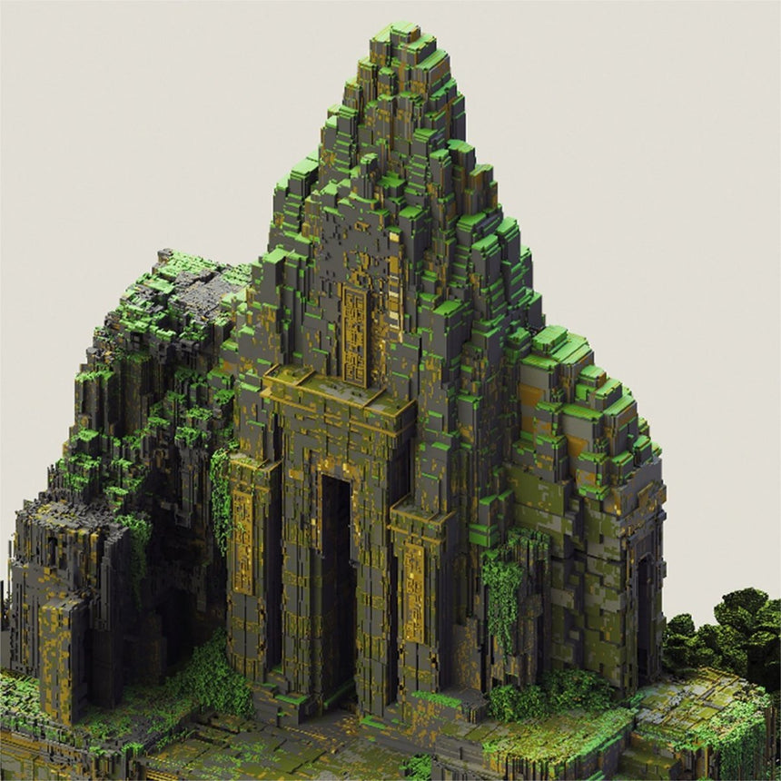 Lost Temple II - Ellipress